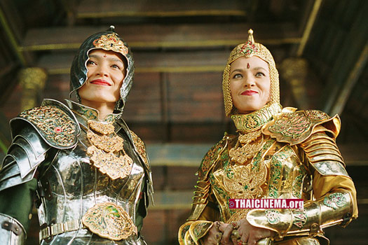 thai film review queens of langkasuka